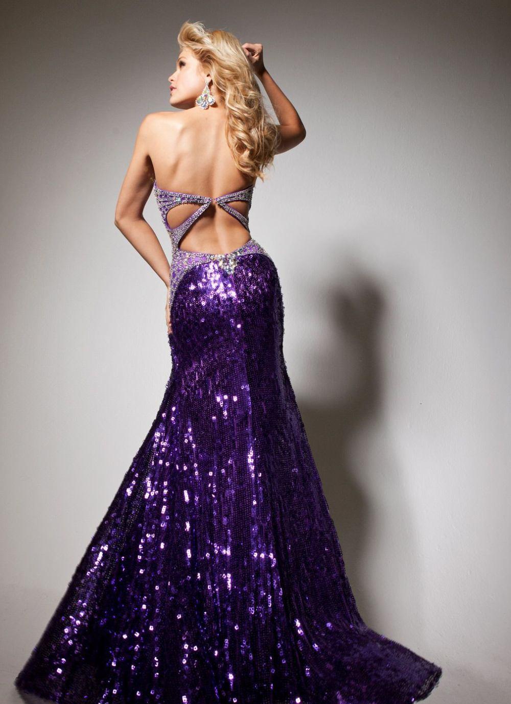 113711 suknia wieczorowa - Suknie wieczorowe