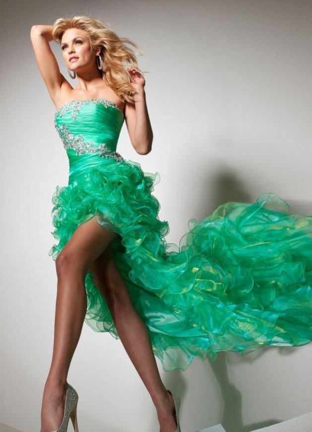 113742 suknia koktajlowa - Suknie wieczorowe