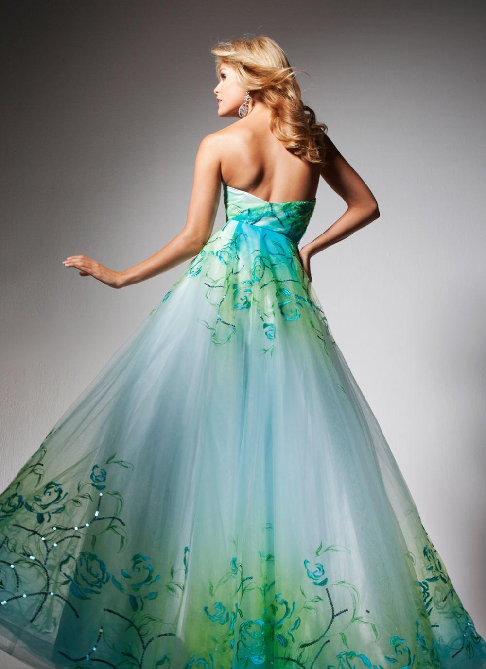 2351301 suknia koktajlowa - Suknie wieczorowe