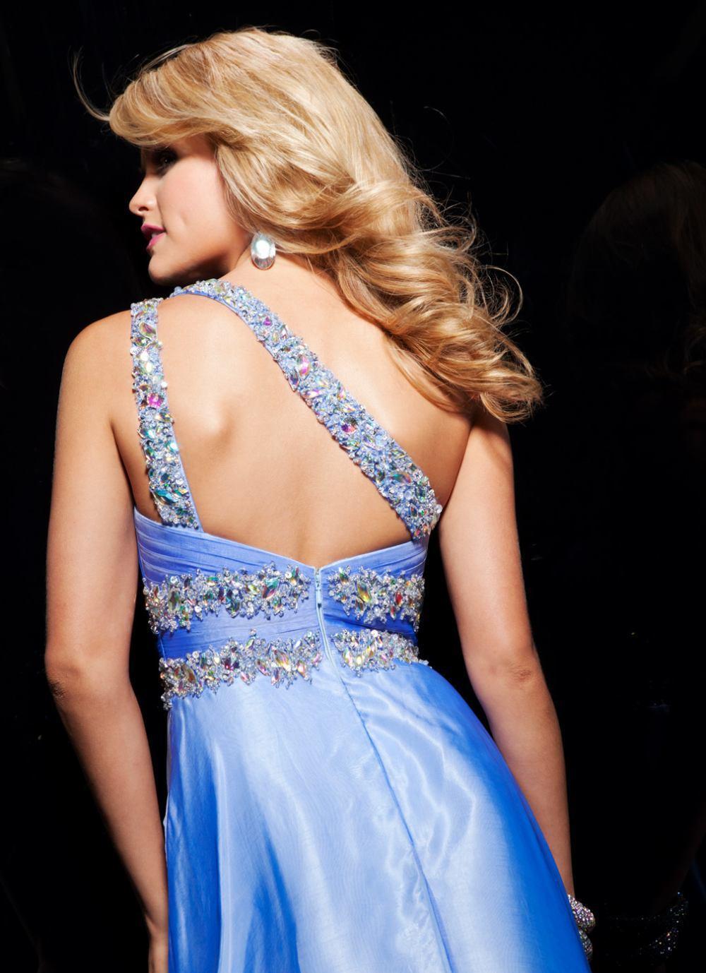 2351312 suknia balowa ombre - Suknie wieczorowe