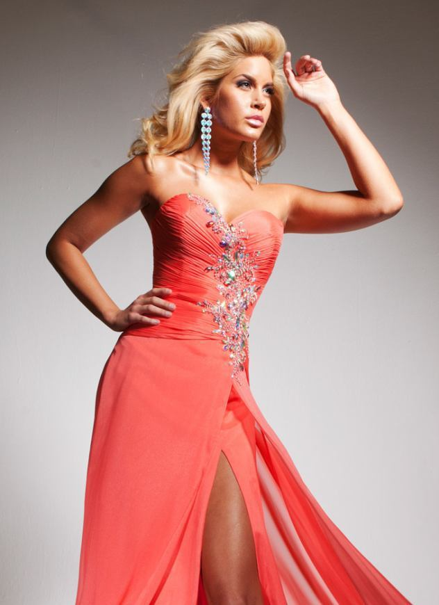2351326 suknia wieczorowa - Suknie wieczorowe