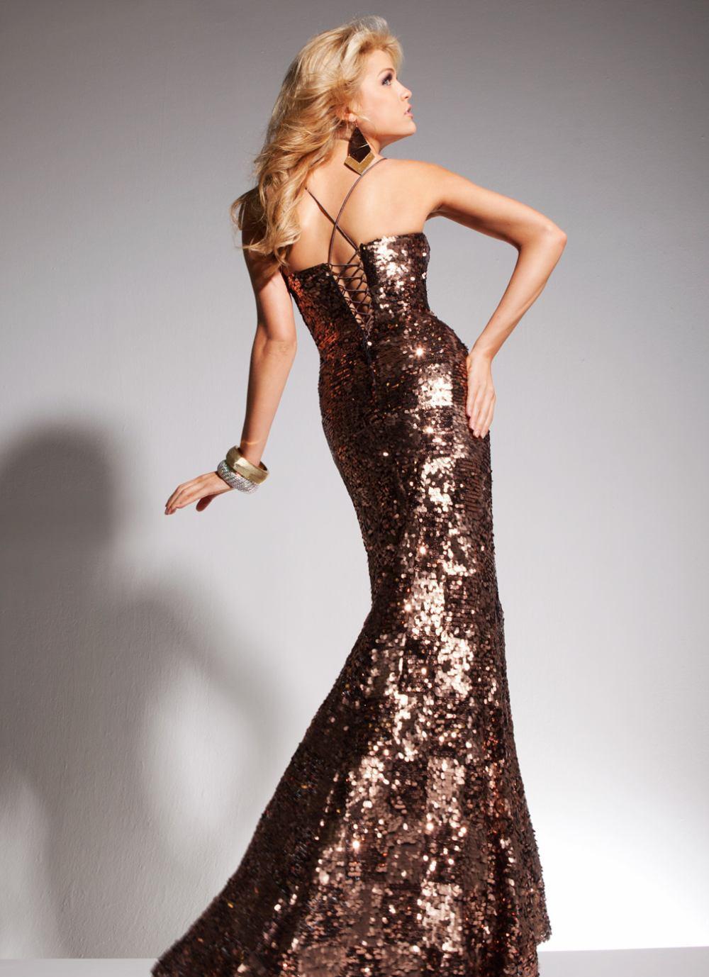 2351331 suknia wizytowa - Suknie wieczorowe