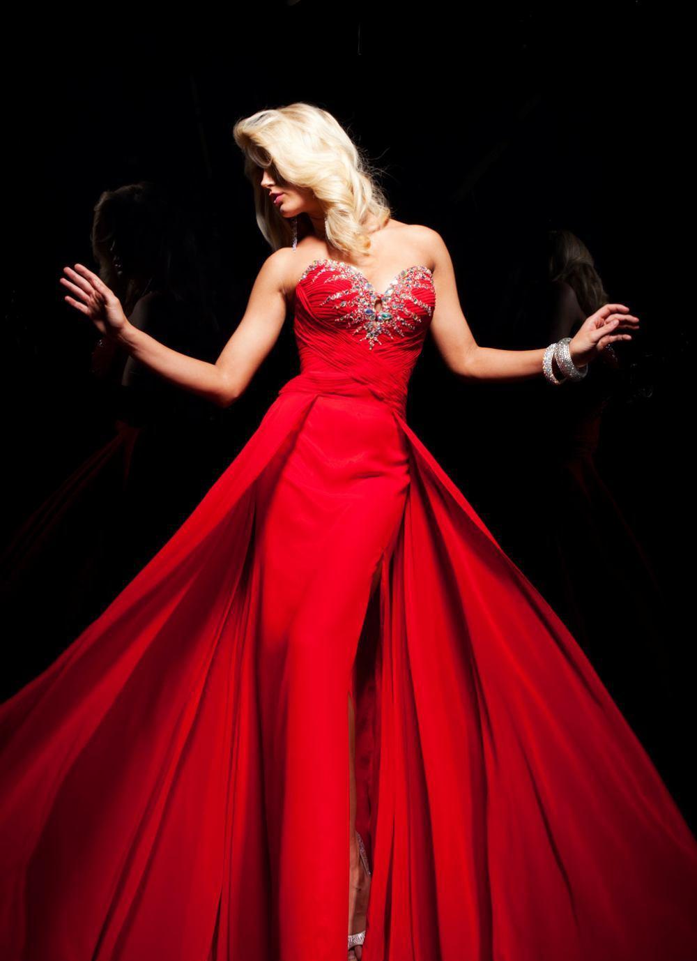 2351334 suknia wieczorowa - Suknie wieczorowe