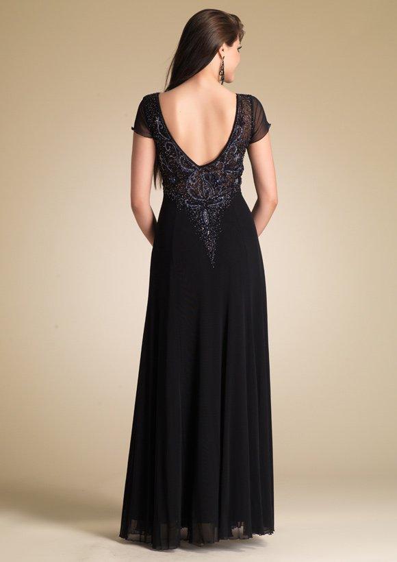 6937 suknia wieczorowa - Suknie wieczorowe