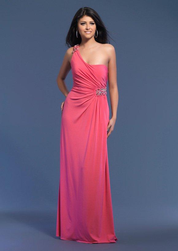 7223 suknia wieczorowa - Suknie wieczorowe