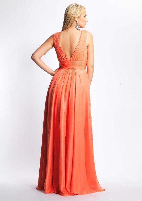 7425 suknia koktajlowa - Suknie wieczorowe