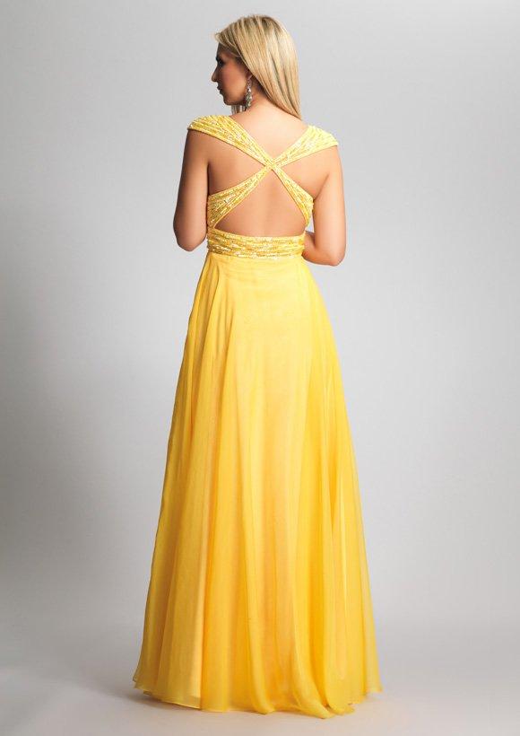 8022 suknia wieczorowa - Suknie wieczorowe