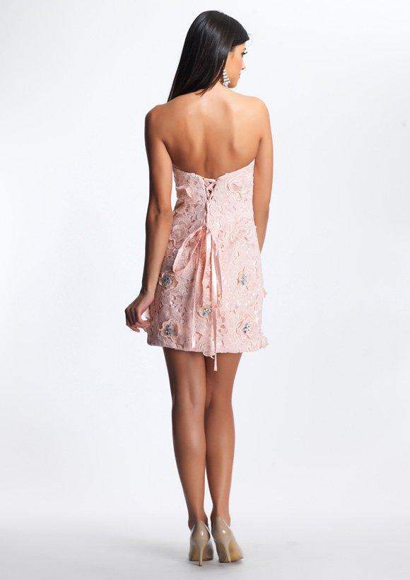 8070 suknia wieczorowa - Suknie wieczorowe