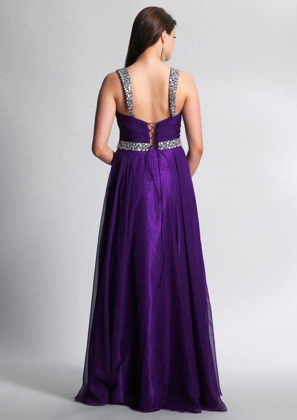 8227 suknia wieczorowa - Suknie wieczorowe
