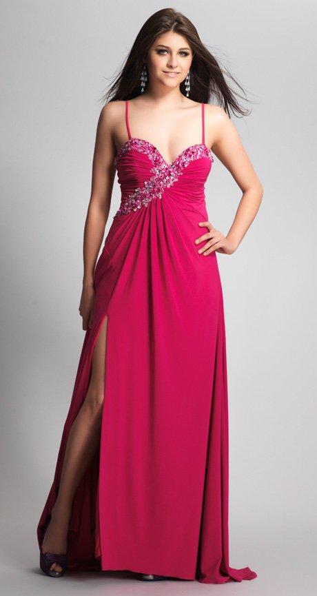 8429 suknia wieczorowa