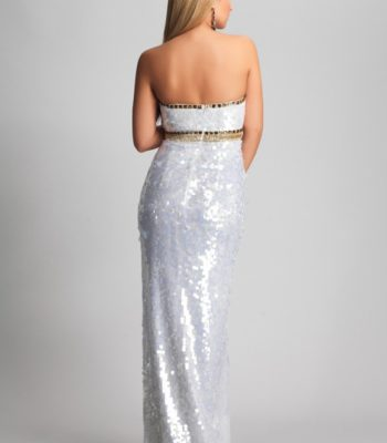 8476 suknia koktajlowa