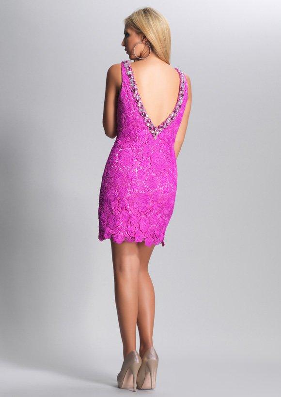 8552 suknia wieczorowa - Suknie wieczorowe