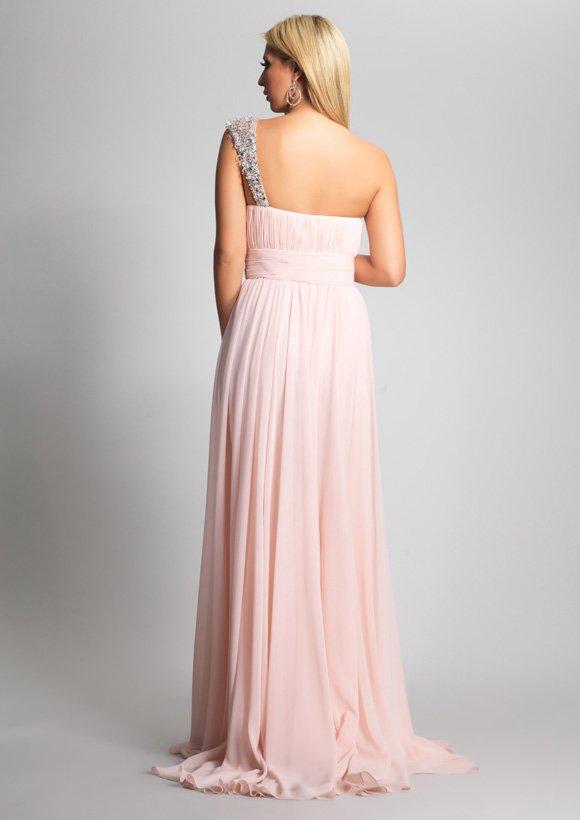 8594 suknia wieczorowa - Suknie wieczorowe