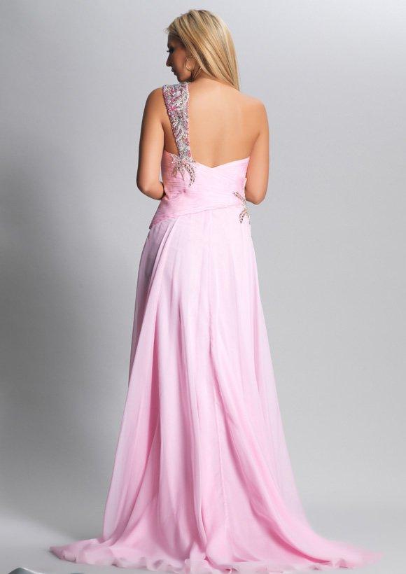 8641 suknia wieczorowa - Suknie wieczorowe