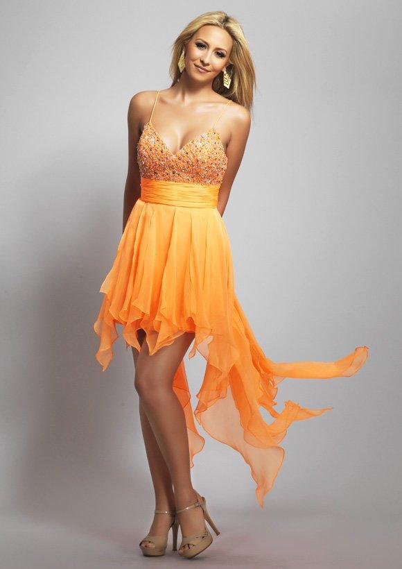 8662 suknia wieczorowa - Suknie wieczorowe