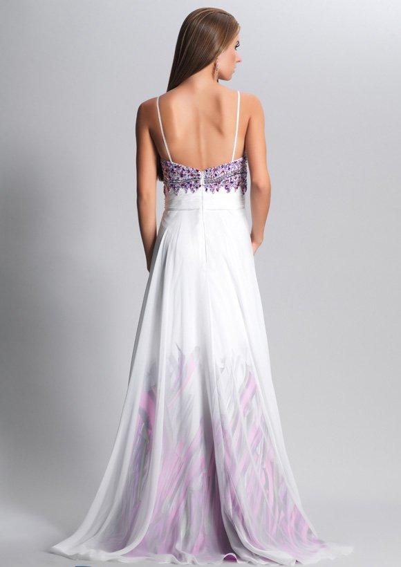 8985 suknia wieczorowa - Suknie wieczorowe