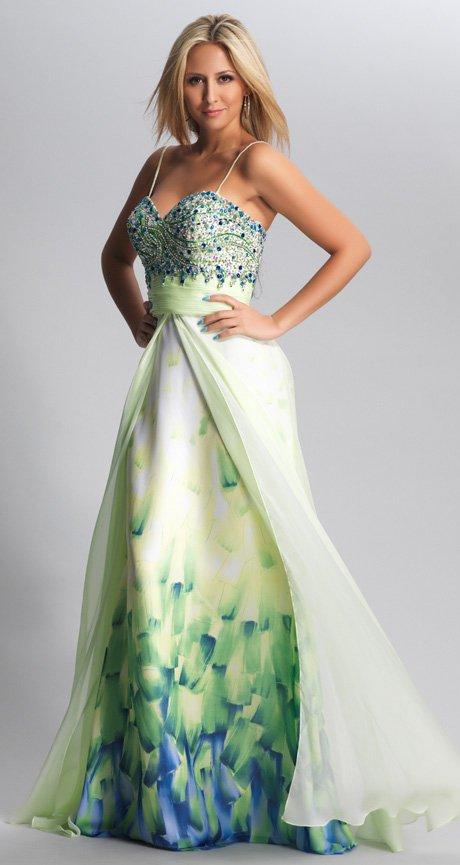 8986 suknia wieczorowa