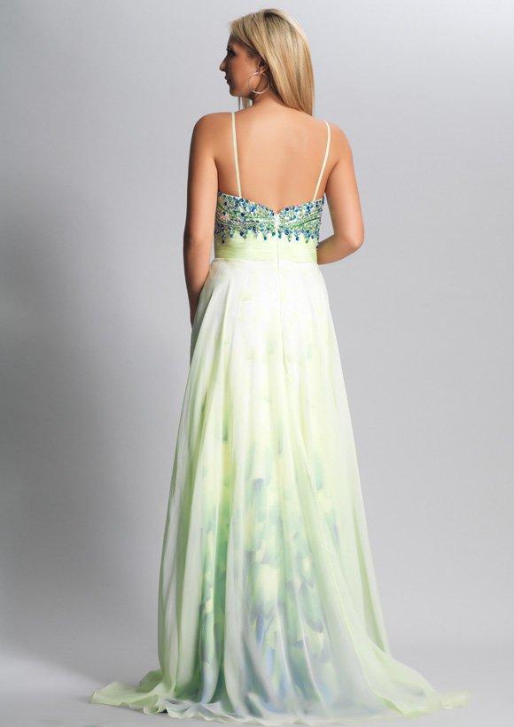8986 suknia wieczorowa - Suknie wieczorowe