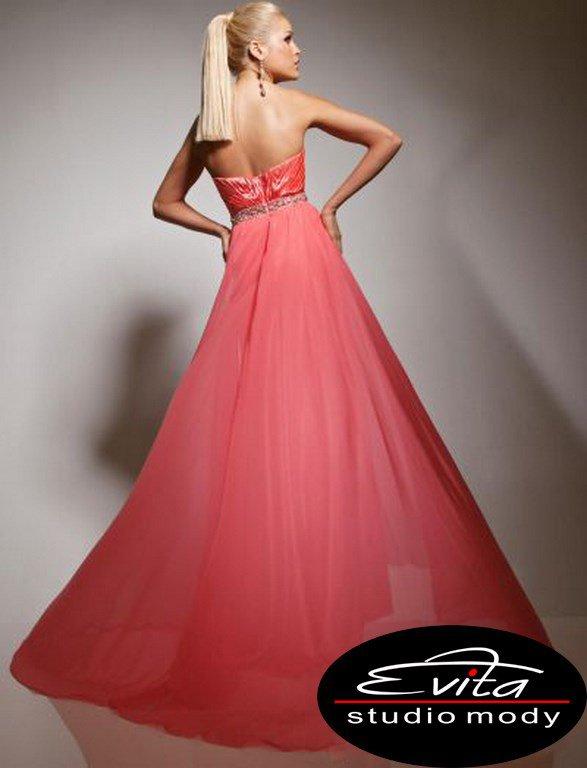113555 suknia wieczorowa - Suknie wieczorowe