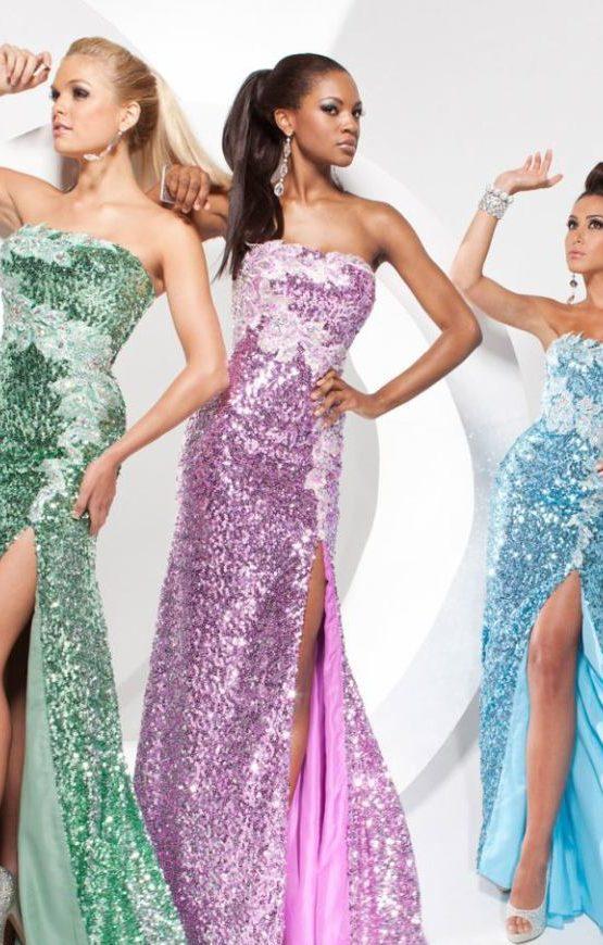 113756 suknia wieczorowa