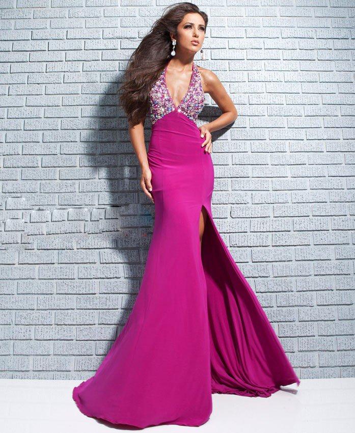 113542 suknia wizytowa - Suknie wieczorowe