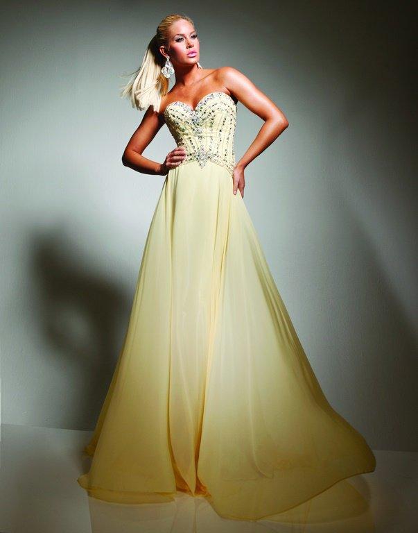 113548 suknia wieczorowa - Suknie wieczorowe