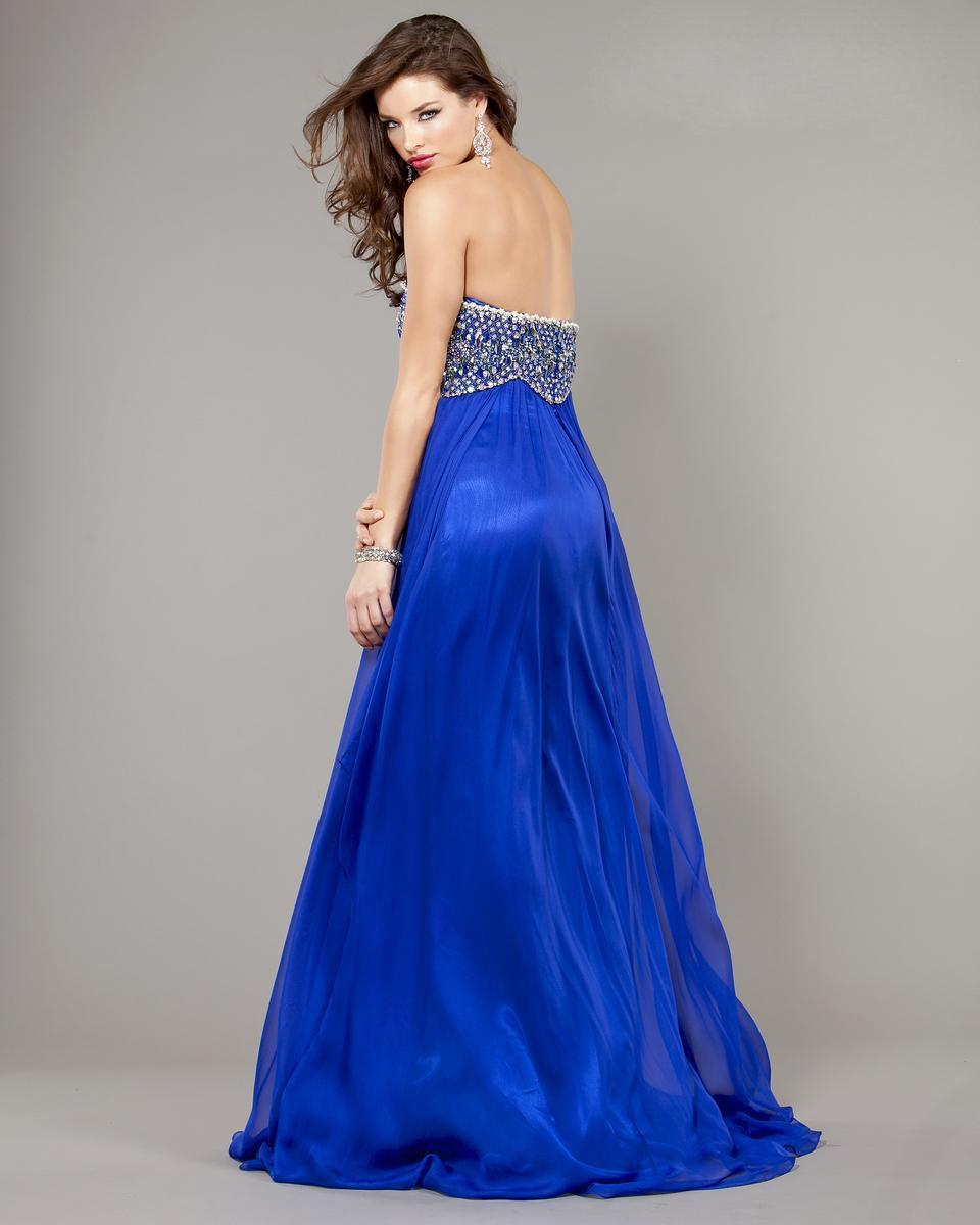 2930 suknia wieczorowa - Suknie wieczorowe