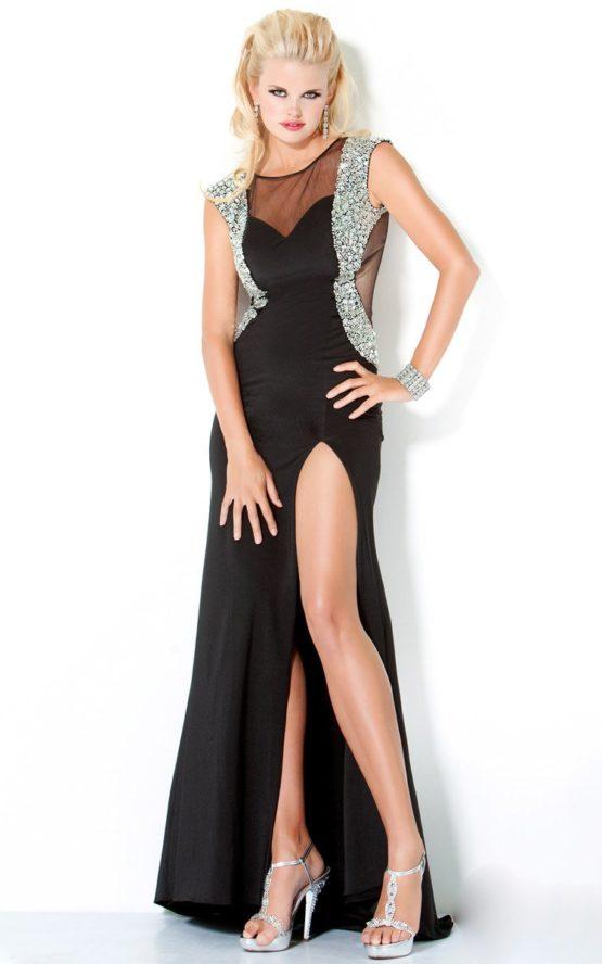 4515 suknia wieczorowa