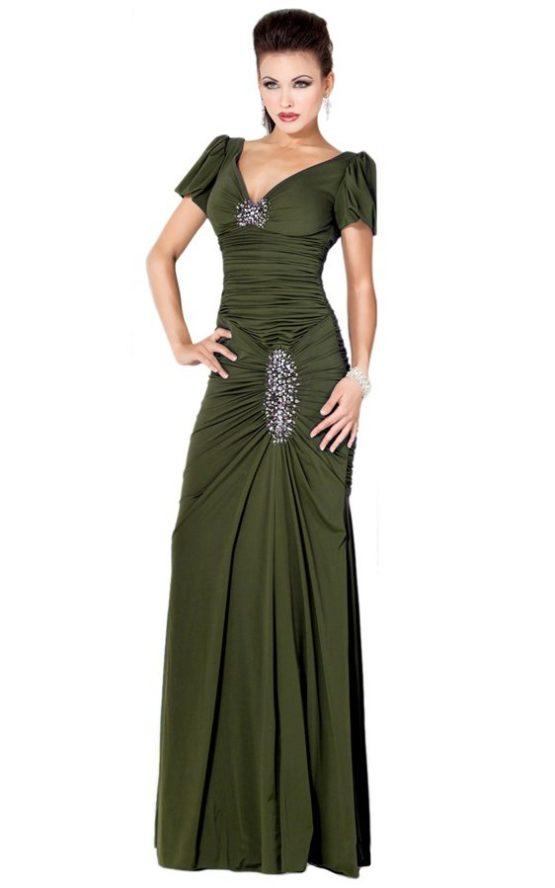 5420 suknia wieczorowa