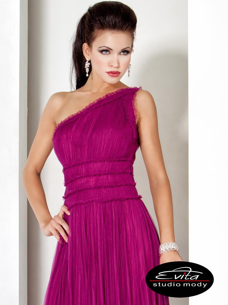 5984 suknia wieczorowa - Suknie wieczorowe