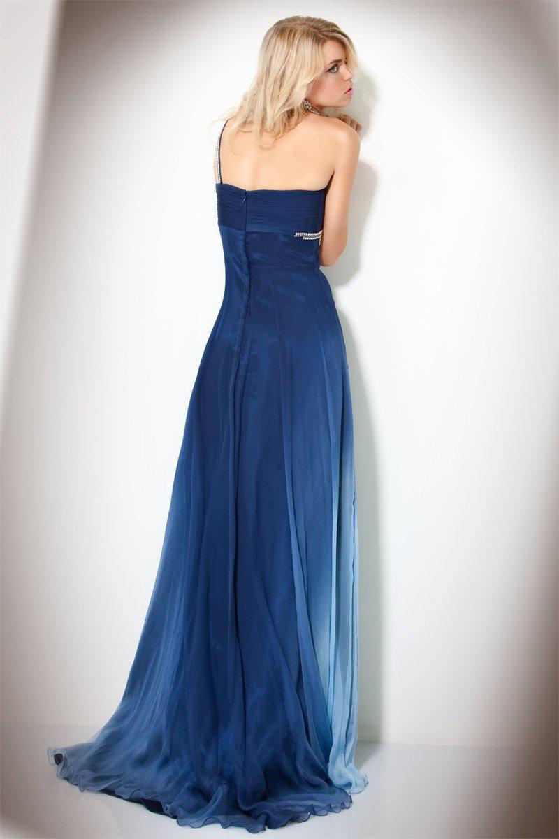 159294 suknia balowa ombre - Suknie wieczorowe