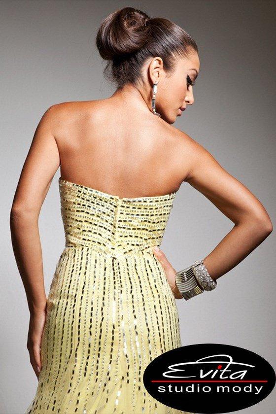 113525 suknia balowa - Suknie wieczorowe