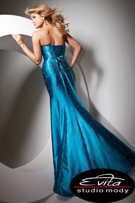 113532 suknia wieczorowa - Suknie wieczorowe