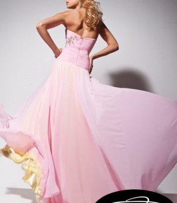 113537 suknia wieczorowa