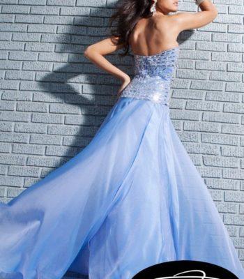 113545 suknia wieczorowa