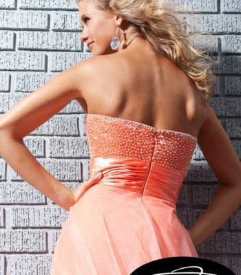 113552 suknia wieczorowa