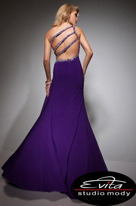 113706 suknia wieczorowa