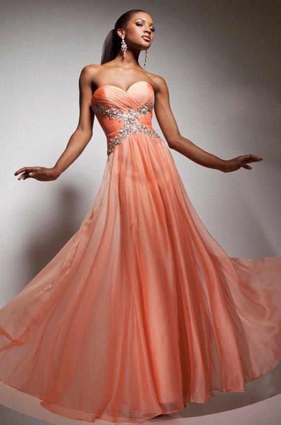 113707 suknia wieczorowa