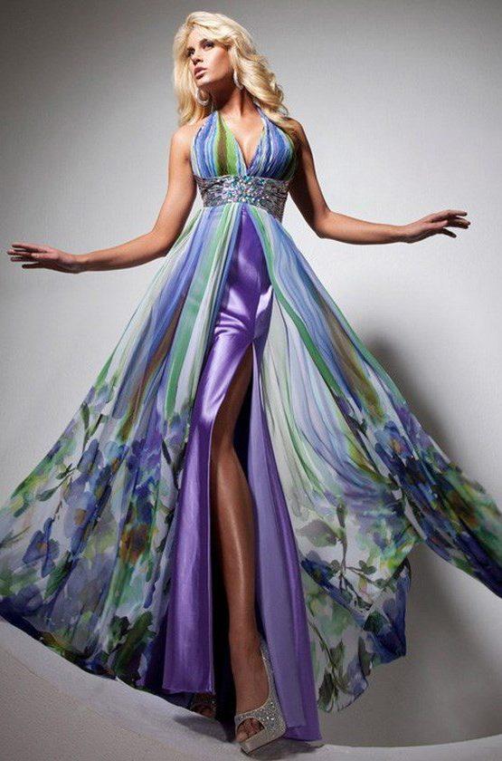 113710 suknia wizytowa