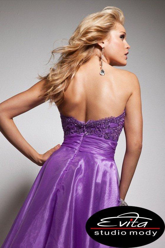 113715 suknia wieczorowa - Suknie wieczorowe