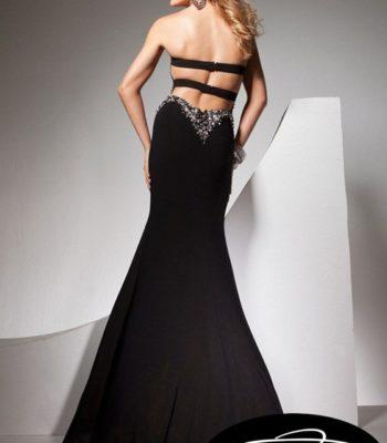113740 suknia wieczorowa