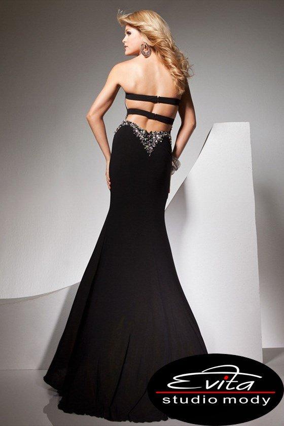113740 suknia wieczorowa - Suknie wieczorowe