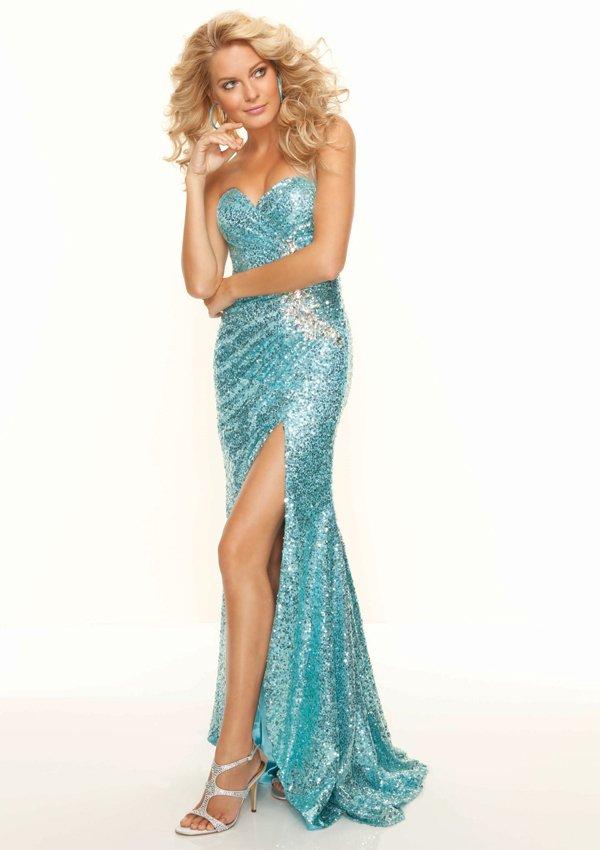 93005(ML) suknia wieczorowa - Suknie wieczorowe