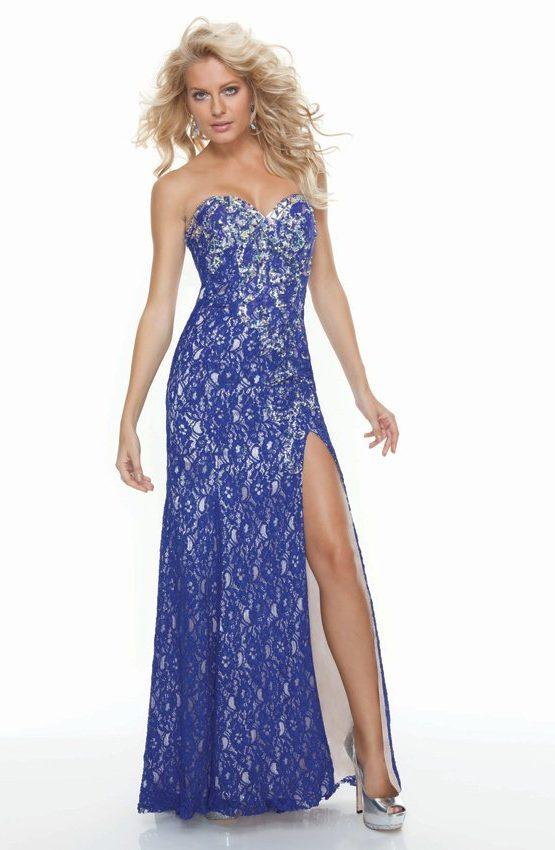93074(ML) suknia wieczorowa