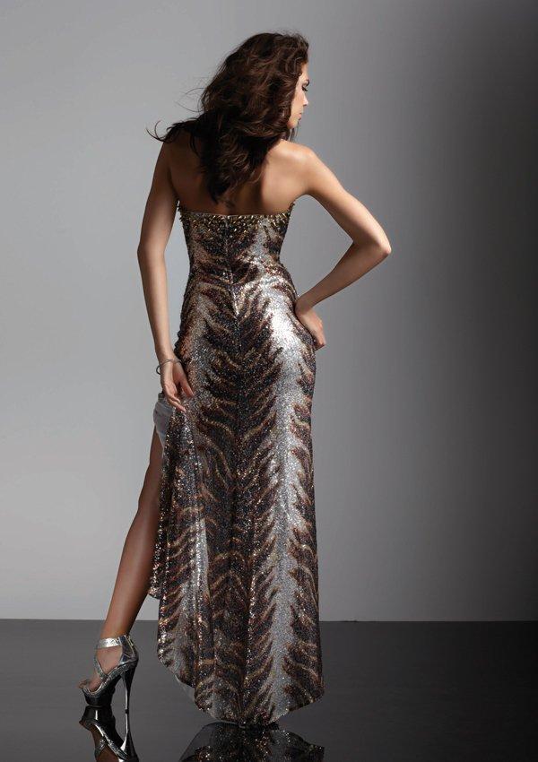93226(ML) suknia wieczorowa - Suknie wieczorowe