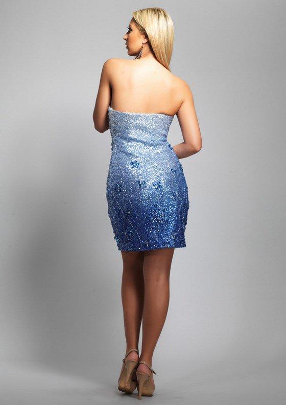8772 sukienka - Suknie wieczorowe