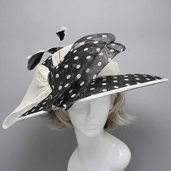 kapelusz wieczorowy 236 - kapelusze