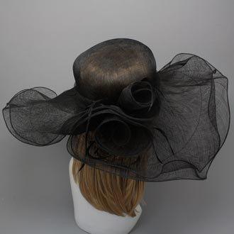 kapelusz wieczorowy 3 - kapelusze
