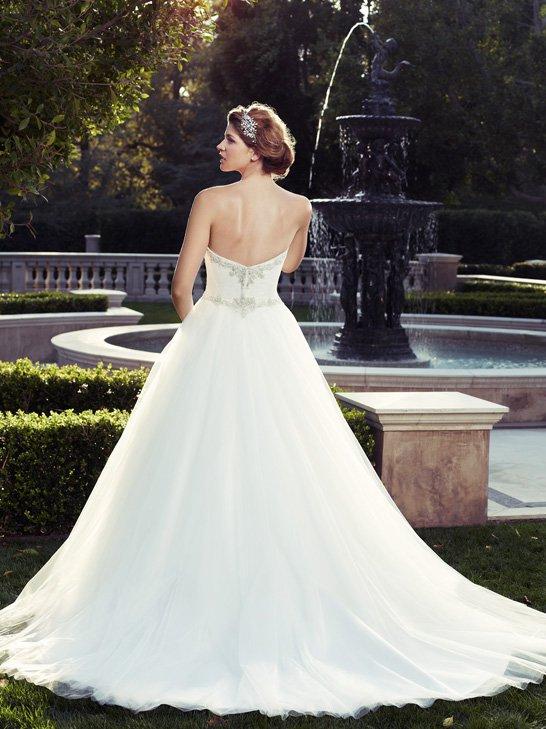 2087 suknia ślubna - Suknie ślubne