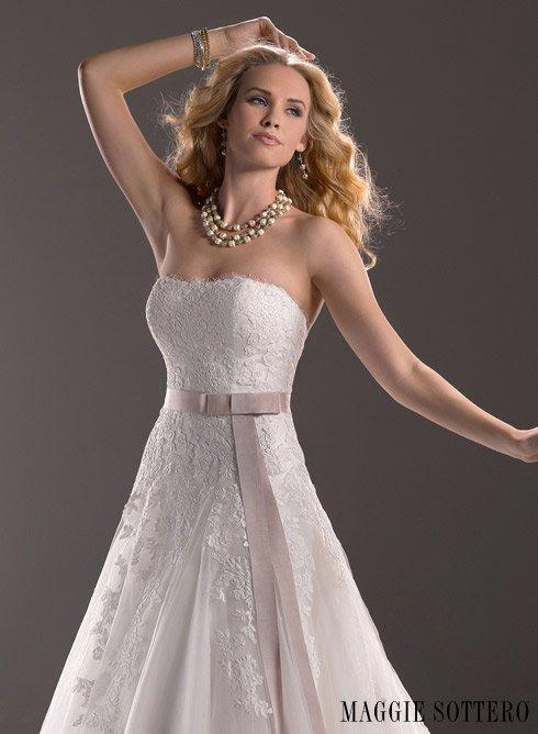 NADIA suknia ślubna - Suknie ślubne